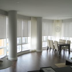 Stylish window treatments 75 photos 43 reviews for Best motorized blinds reviews