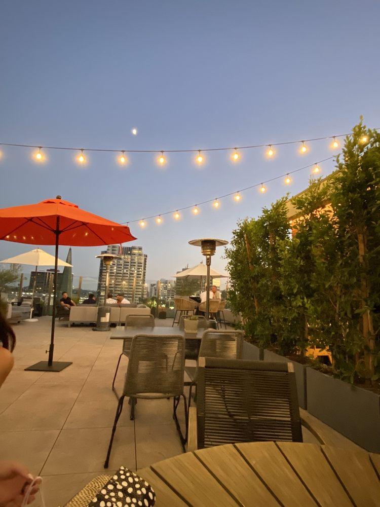 Mila Rooftop: 1100 N Brand Blvd, Glendale, CA