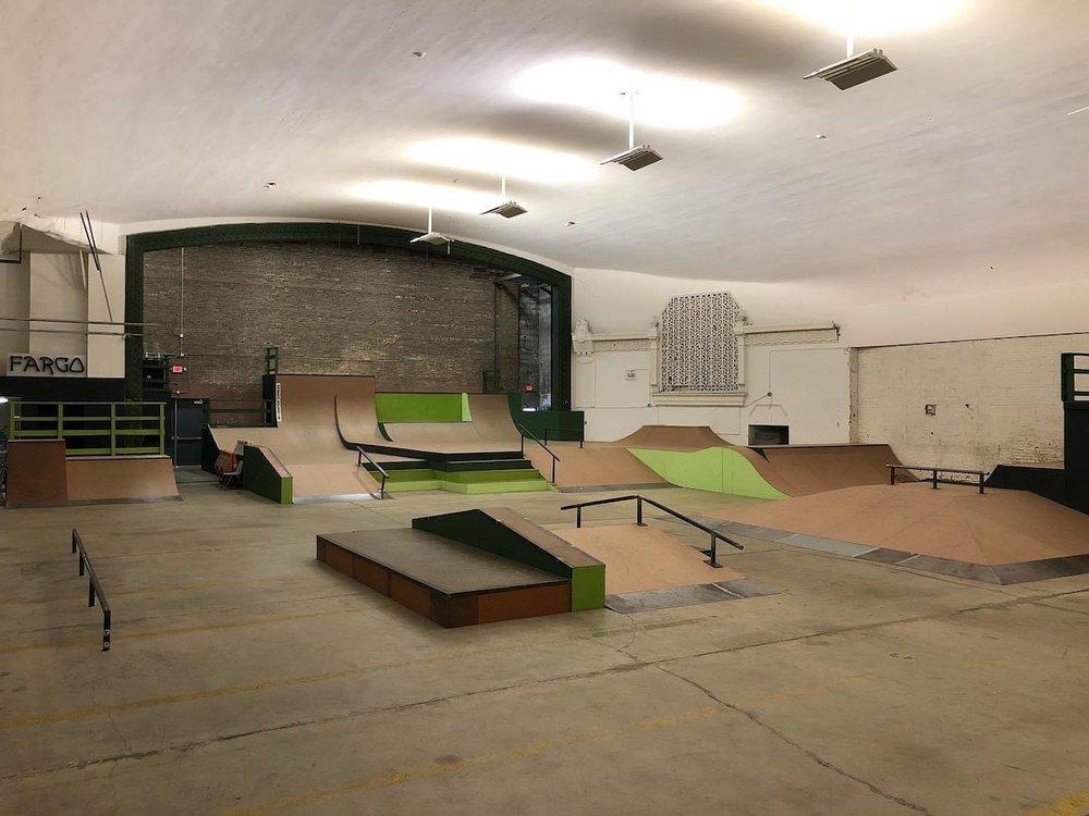 Social Spots from Fargo Skateboarding