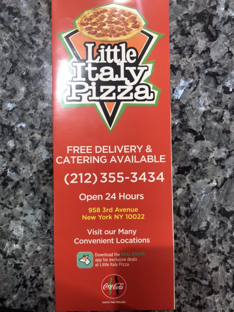 Little Italy Pizza Order Food Online 41 Photos 41