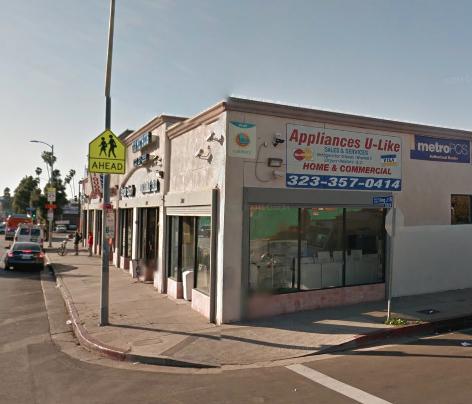 Appliances U-Like: 607 E Manchester Ave, Los Angeles, CA