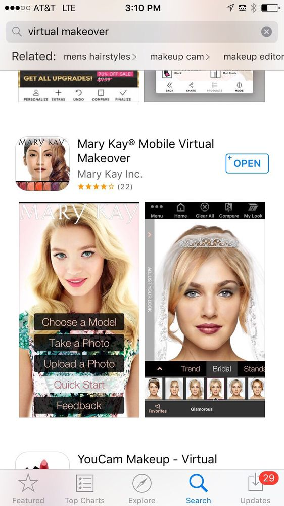Download Free Try On Colors And Hairstyles Yelp