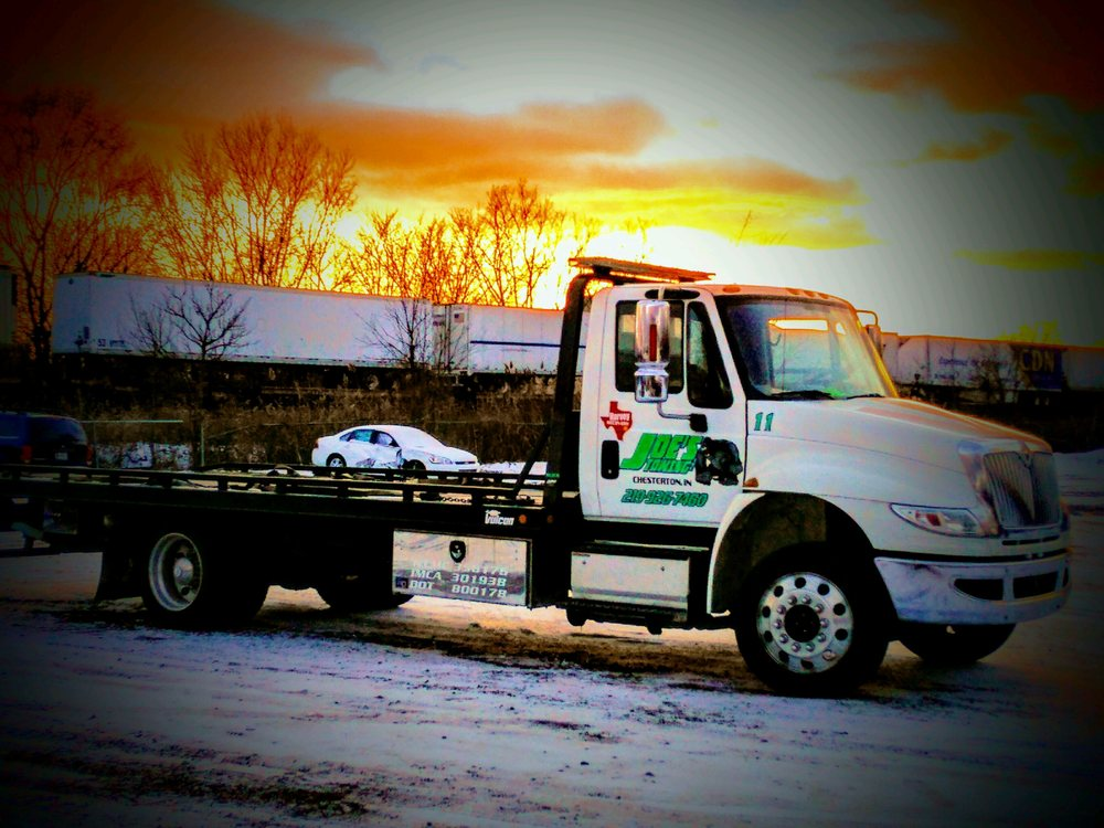 Towing business in Portage, IN
