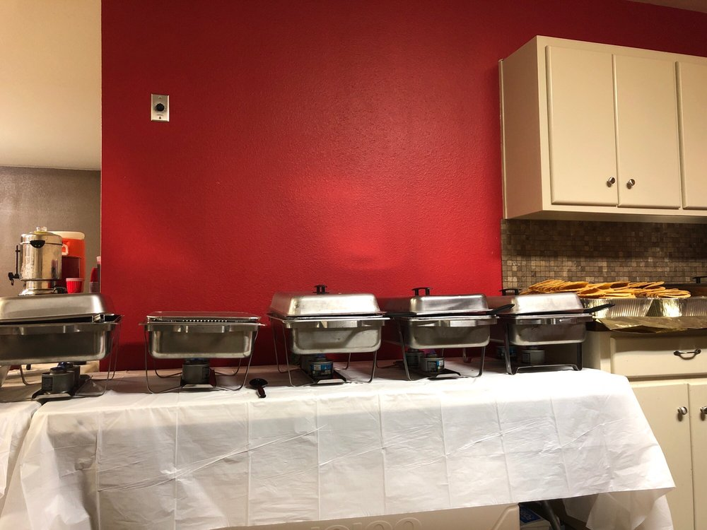 Luna Azul Cafe II: 318 N Main St, Bonham, TX
