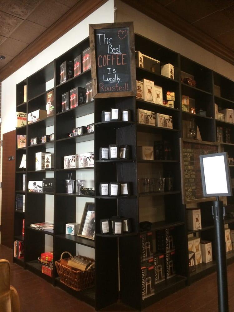 Roast Coffee and Tea Trading Company: 41 E Main St, Patchogue, NY