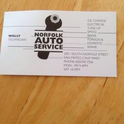 Norfolk Auto Service - 196 Reviews - Auto Repair - 2051 S Norfolk St