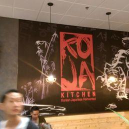 Koja Kitchen Menu Fresno