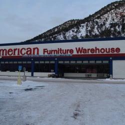american furniture warehouse furniture stores 3200 s glenn ave glenwood springs co. Black Bedroom Furniture Sets. Home Design Ideas