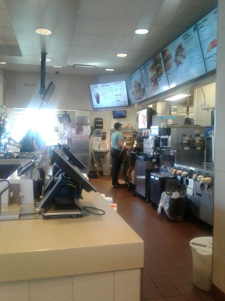 McDonald's: 640 S Main St, Brookfield, MO
