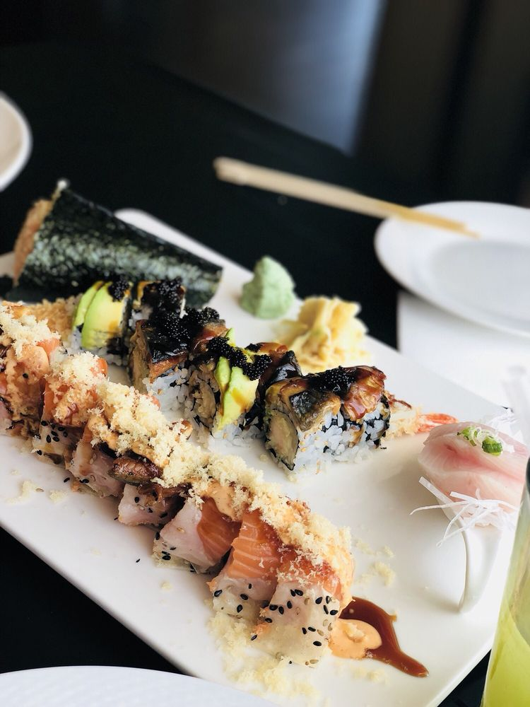 Food from Sushiman