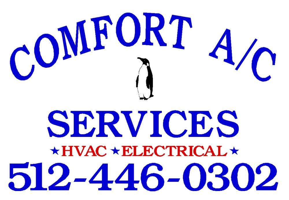 Comfort Ac Service: 734 W Cameron, Rockdale, TX
