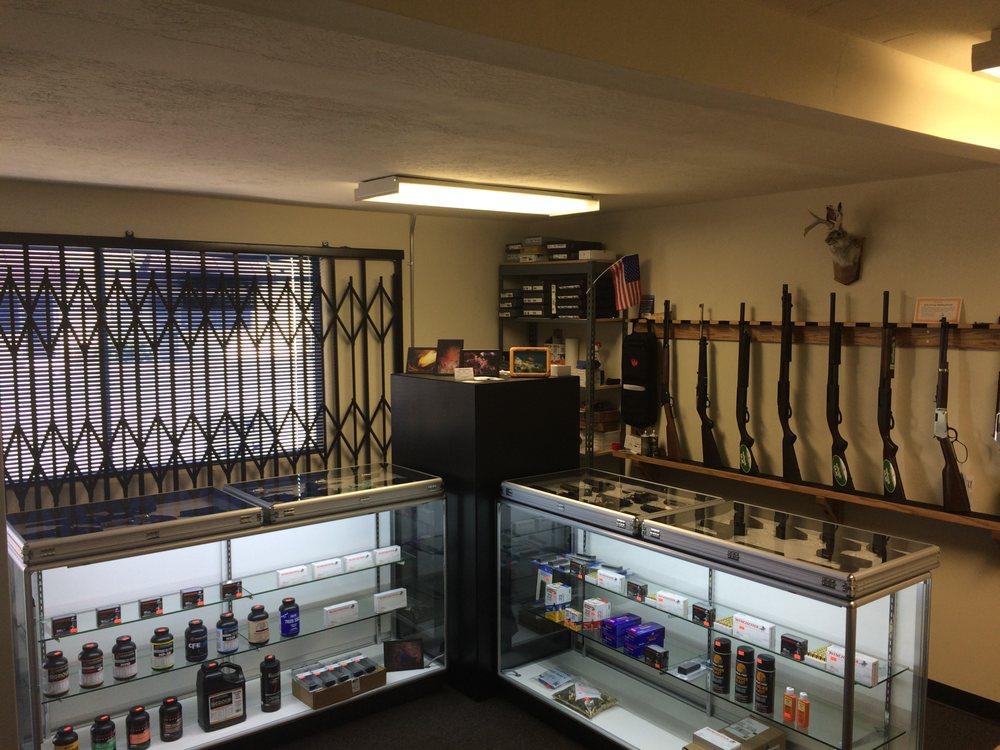 Ed's Gun Sales: 2366 N Glassell St, Orange, CA