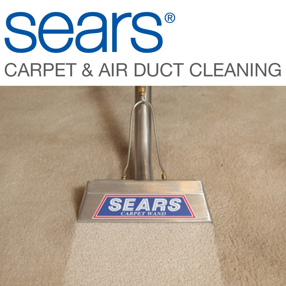 Sears Carpet Cleaning & Air Duct Cleaning: 400 Lazelle Rd, Lewis Center, OH