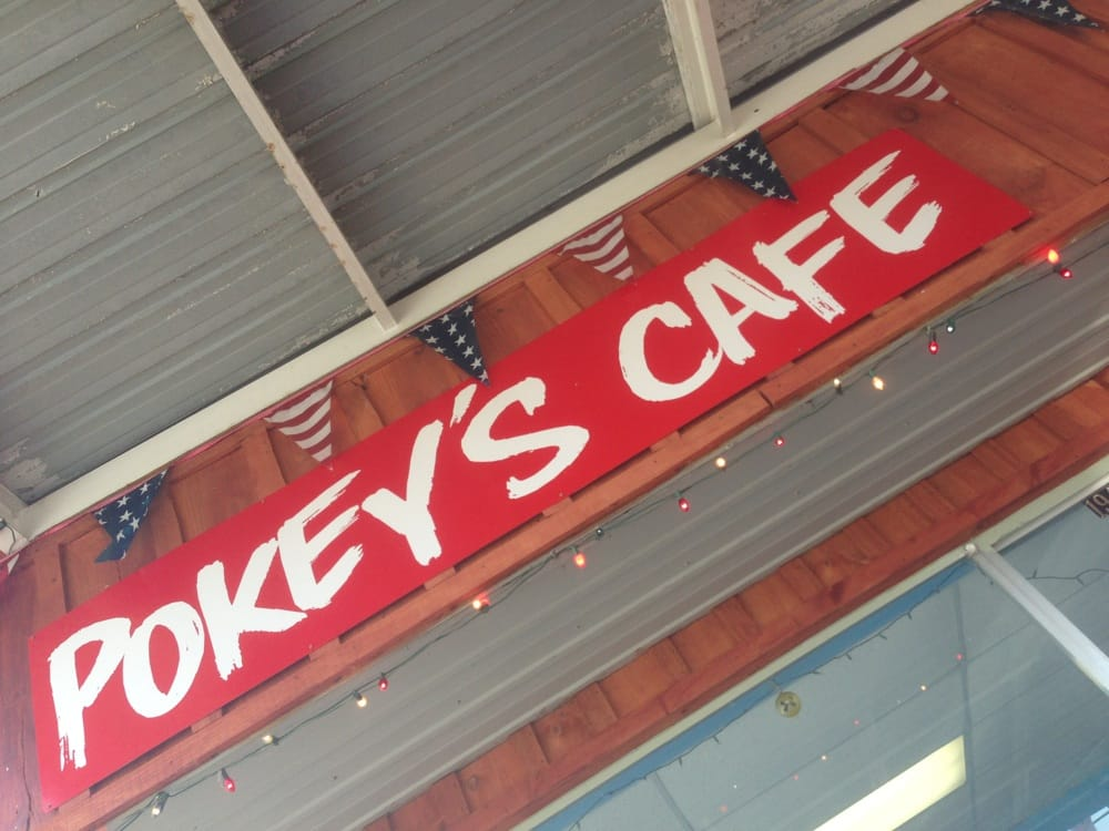 Pokey's Cafe And Bait shop: 1940 Jh Obryan Ave, Grand Rivers, KY