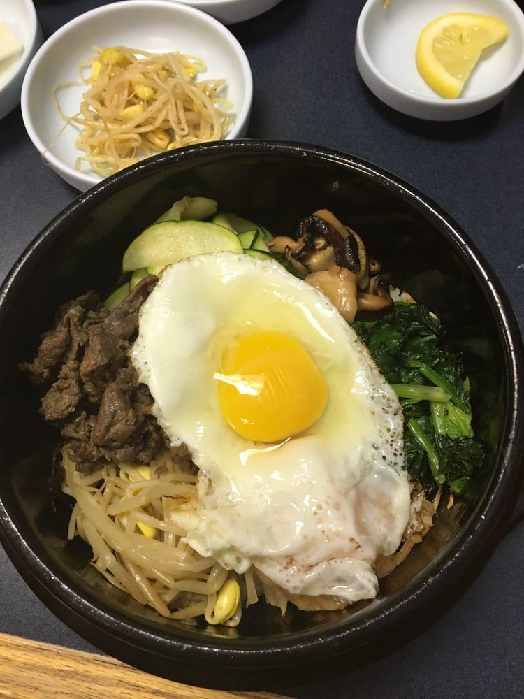 Kim's Korean: 10548 Harrison Ave, Harrison, OH