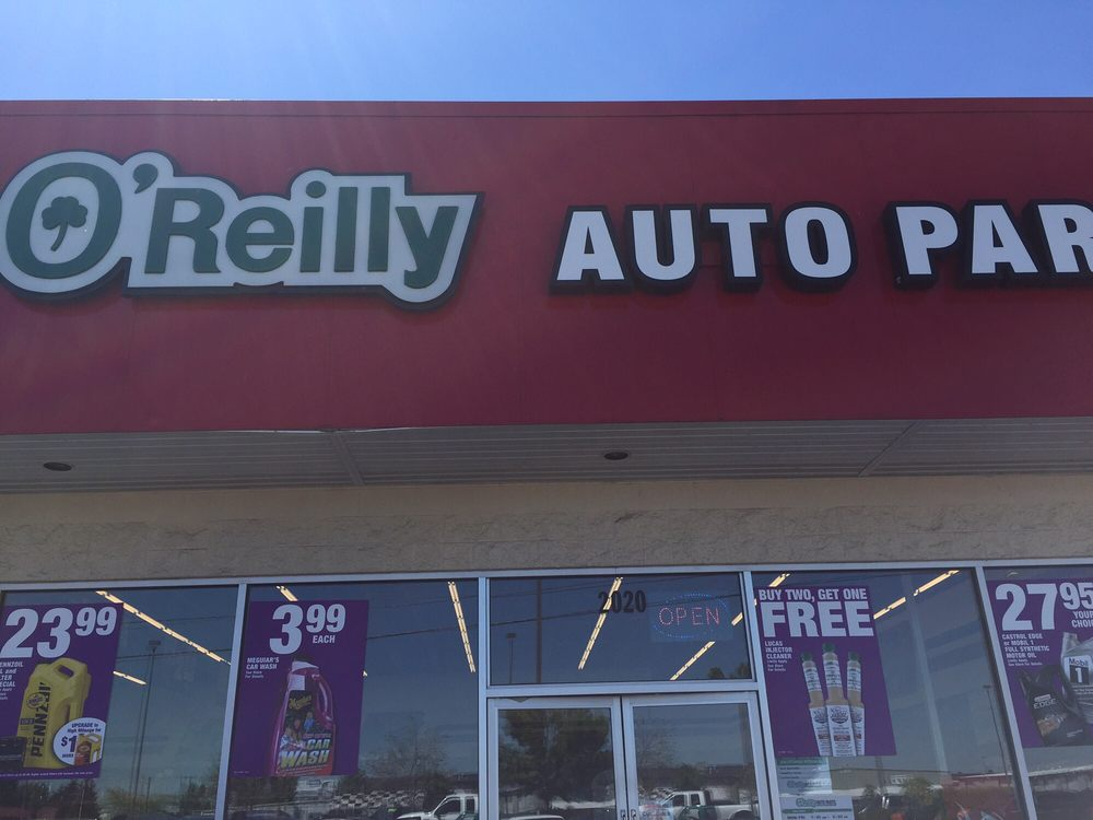 o reilly auto parts customer service