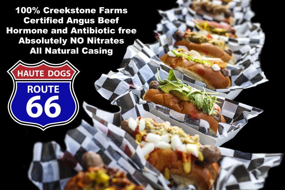 Route 66 Haute Dogs: 5810 Greenbelt Rd, Greenbelt, MD