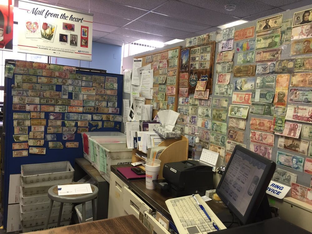 US Post Office: 50 Meridian St, Boston, MA