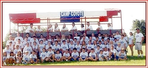 Social Spots from Camp Coyote