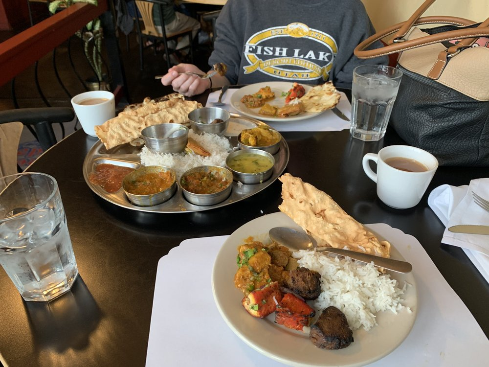 Nepal Restaurant & Indian Cuisine: 356 Main St, Grand Junction, CO