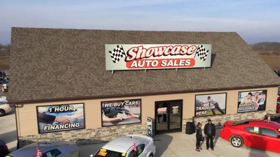 Showcase Auto Sales: 12750 Brady Rd, Chesaning, MI