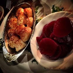 Photo Of Crab Trap Restaurant Somers Point Nj United States Broiled Scallops