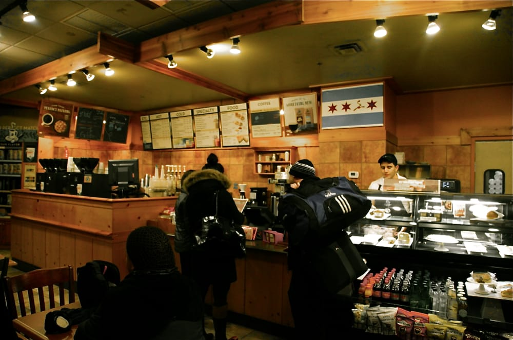 Restaurants Wabash Ave Chicago