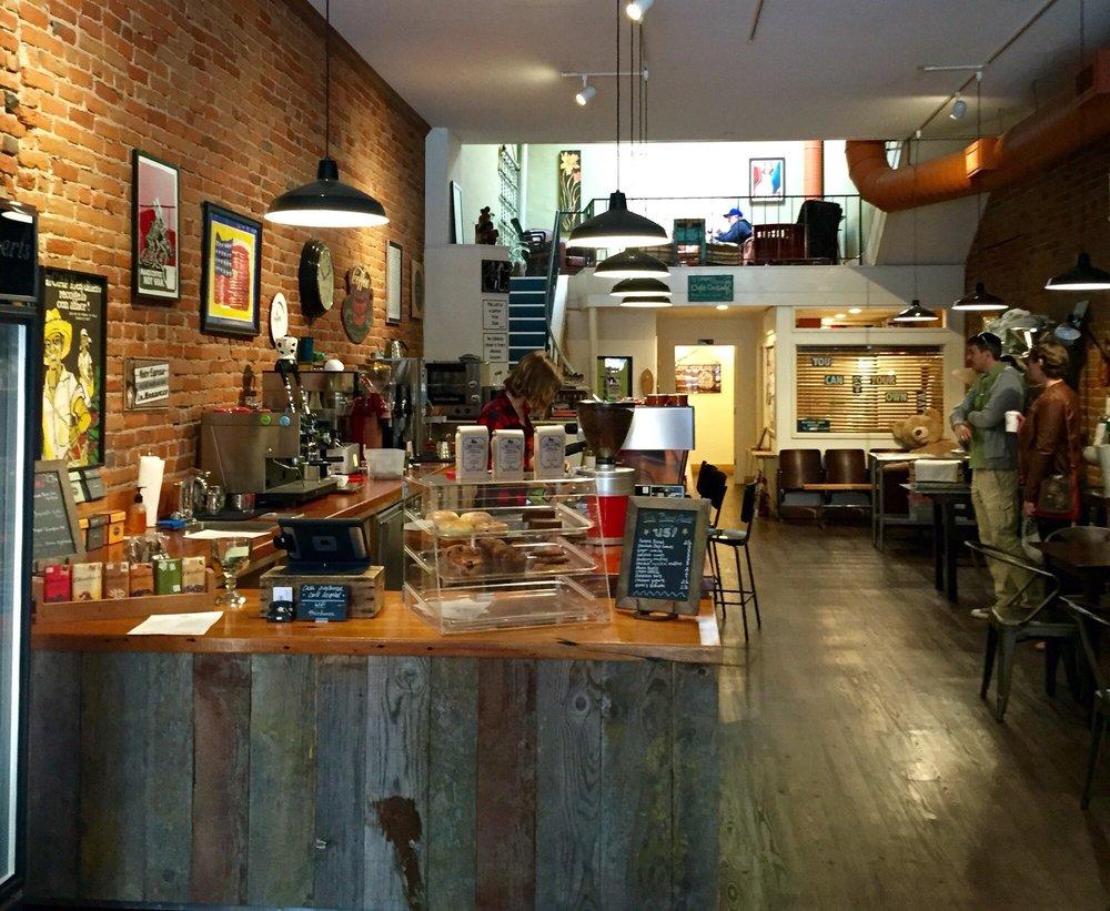 photos for limestone coffee company - yelp