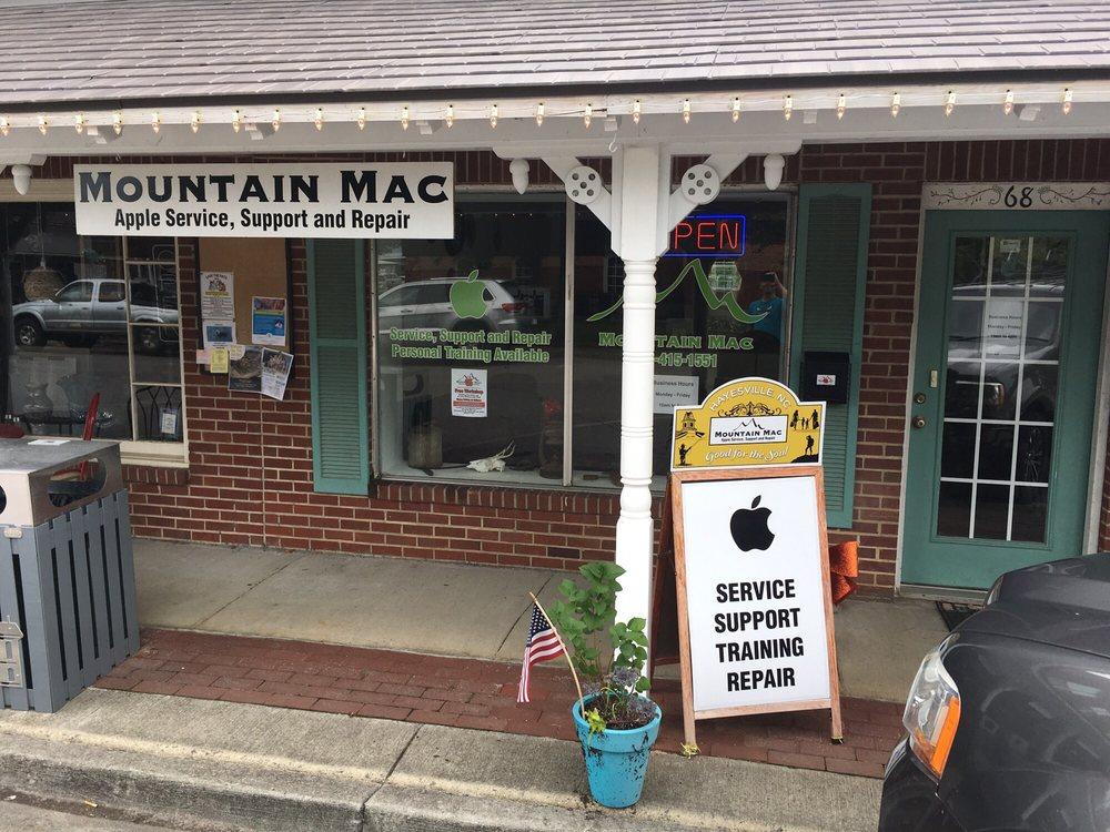 Mountain Mac: 68 Sanderson St, Hayesville, NC