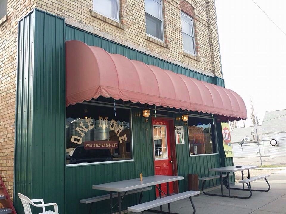 One More Bar & Grill: 104 Main St N, Beardsley, MN