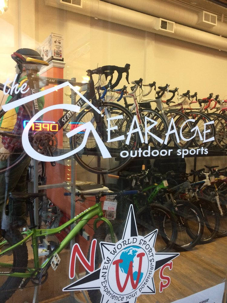 The Gearage Outdoor Sports and Consignment: 119 E Mountain Ave, Fort Collins, CO