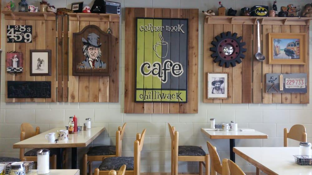 Corner Nook Cafe Chilliwack