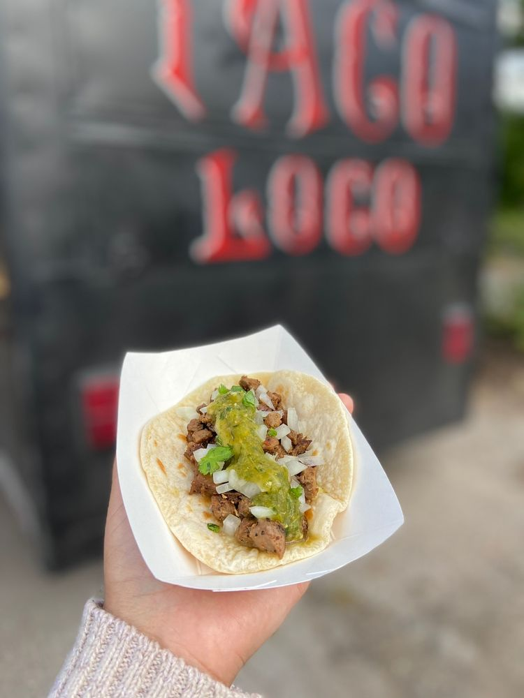 Taco Loco: Bigfork, MT