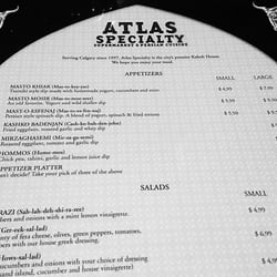 Atlas specialty supermarket persian cuisine 18 23 for Atlas specialty supermarket persian cuisine