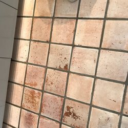 photo of li terracotta tile hicksville ny united states before we stripped