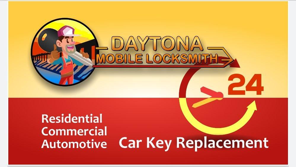 Daytona Locksmith: 155 Daytona Ave, Holly Hill, FL