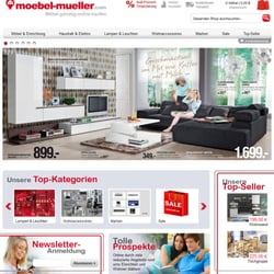 Einrichtungshaus Möbel  Müller   Furniture Stores   Merziger Str