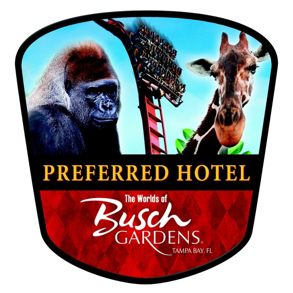 This is a preferred busch gardens hotel that offers discounted tickets and customized extra for Value lodge busch gardens tampa