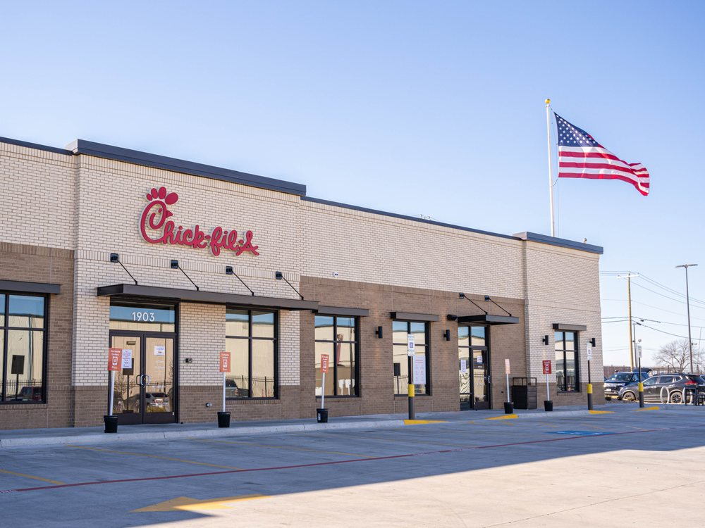 Chick-fil-A: 1903 S US Hwy 287, Corsicana, TX