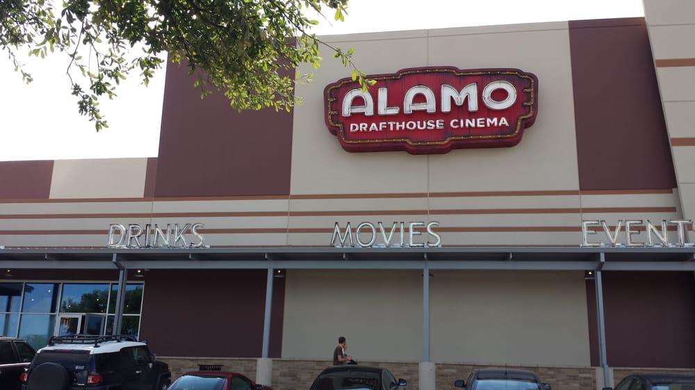 Restaurants Near The Alamo Drafthouse