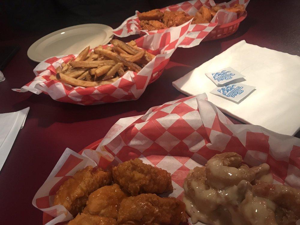 Wings, Pizza 'N' Things: 341 East Hundred Rd, Chester, VA