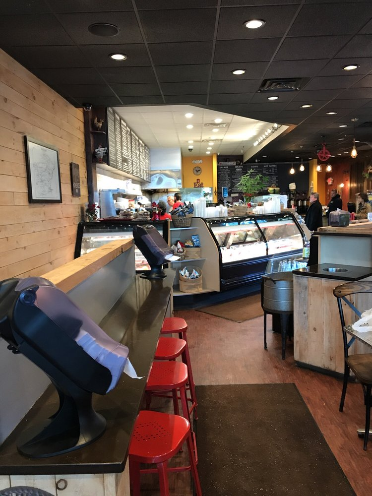 Bagel Barn: 1225 Rt 206 N, Princeton, NJ