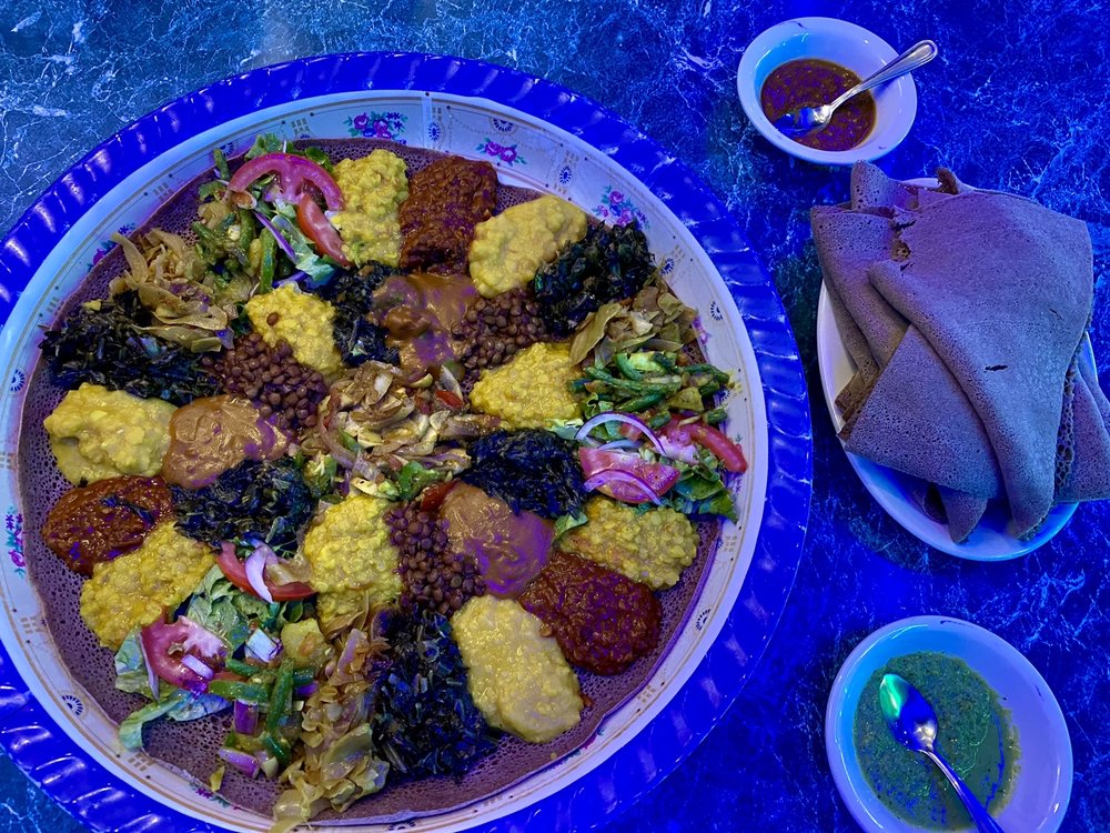 Major Restaurant East African Authentic Food: 1150 S MIckley Ave, Indianapolis, IN