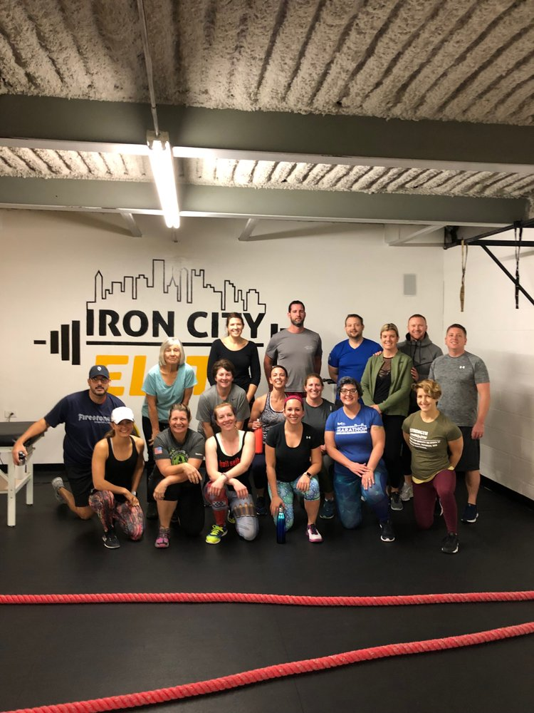 Iron City Elite Strength & Conditioning: 4156 Library Rd, Pittsburgh, PA