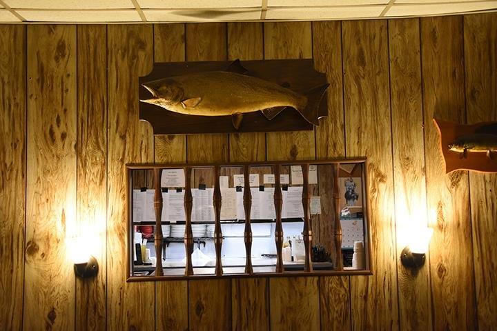 Morris Inn Steakhouse: 206 Sycamore St, Morrison, IA
