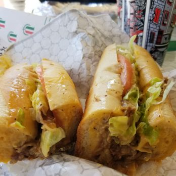 G Knows Cheesesteaks Staten Island Ny
