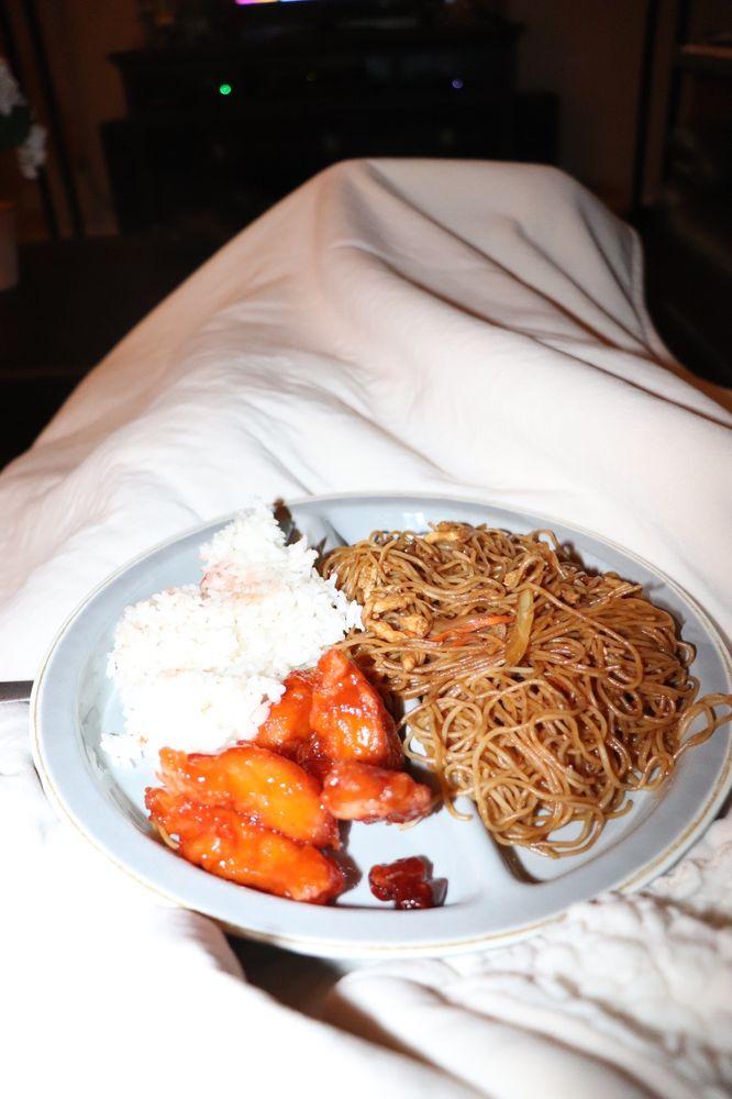 Food from Szechuan Gourmet