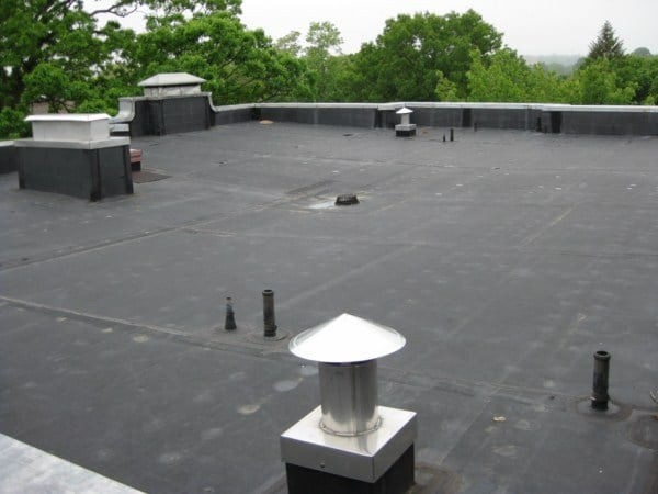 Quot Versico Roofing Systems Quot 060 Fully Adhered Epdm Membrane