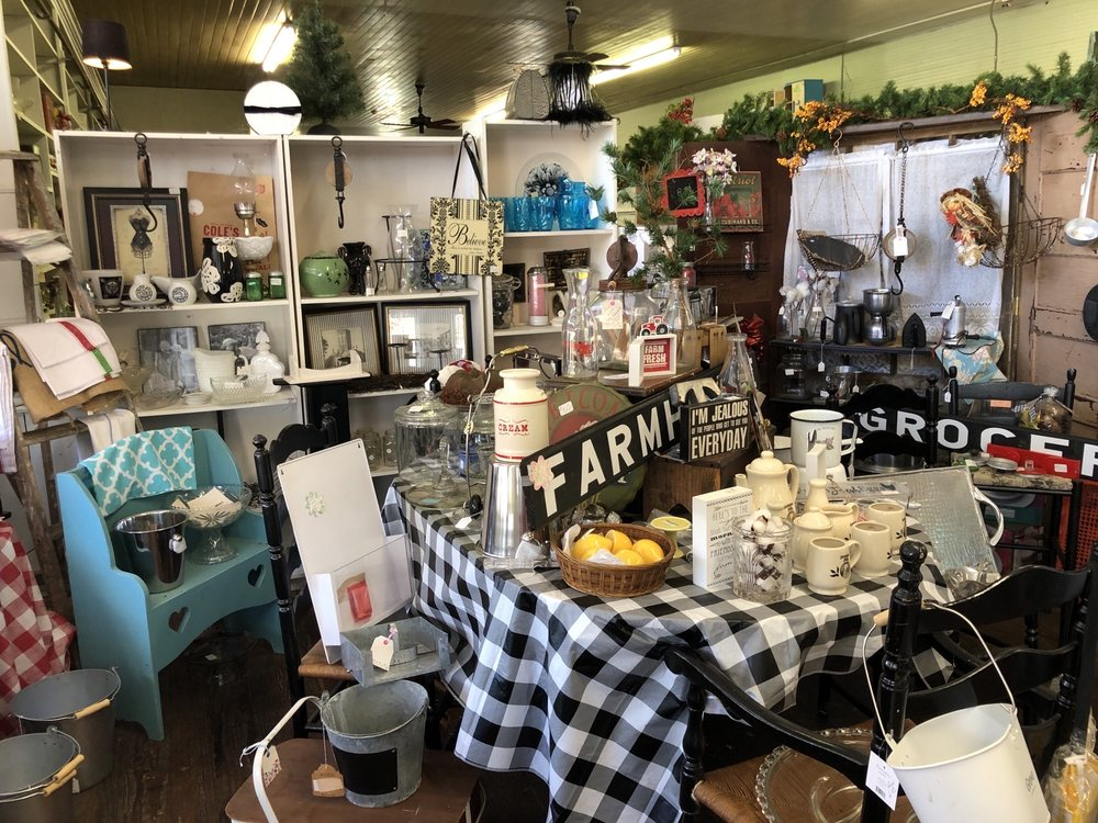 Ole Mill Store: 749 Four L Dr, Fisher, LA