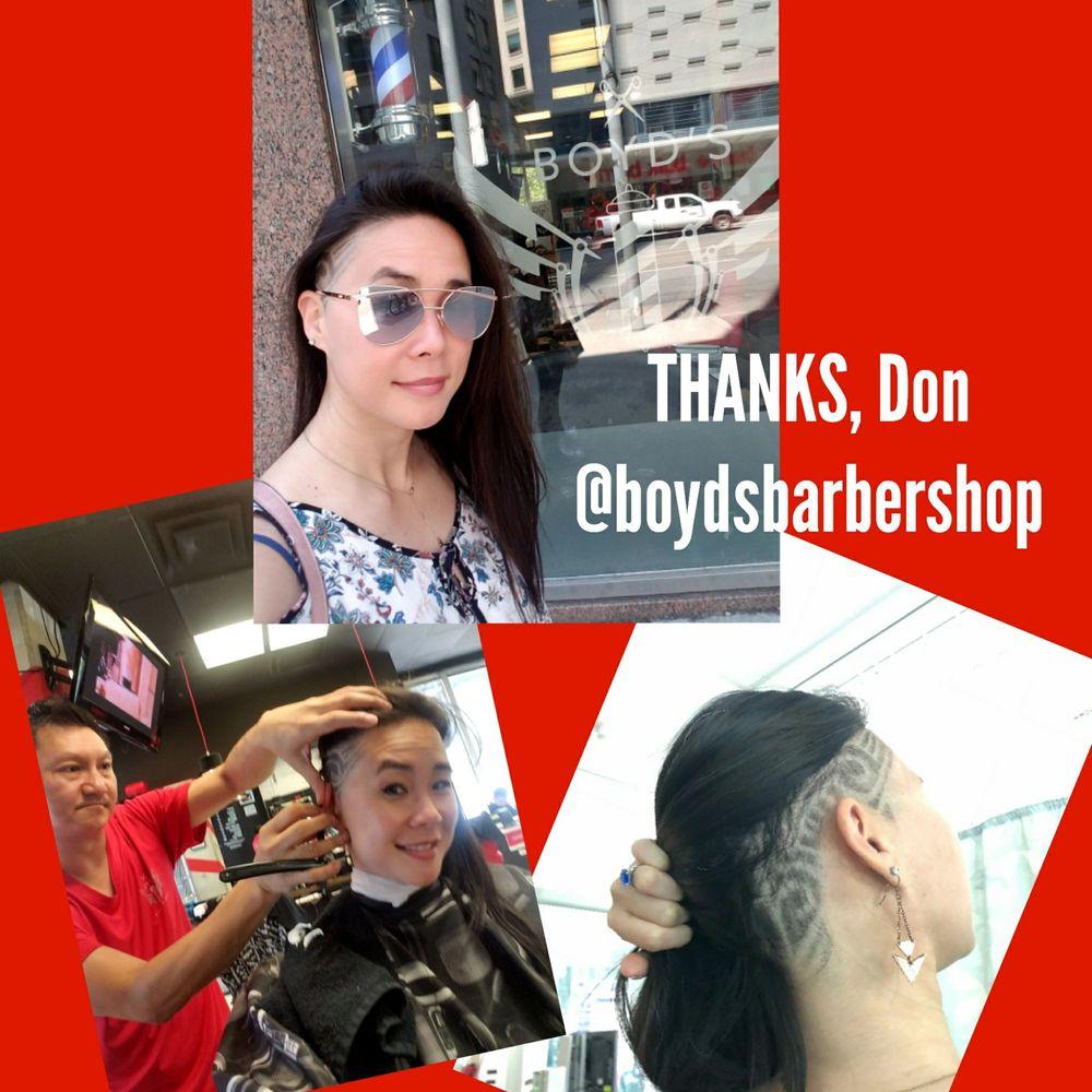 Boyd's Barbershop